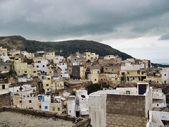 Bhalil, Morocco (ali eminov) Tags: bhalil berbertown mountains middleatlasmountains morocco architecture buildings houses cityscape