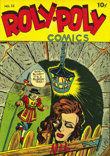 roly poly comics 14 (1946)