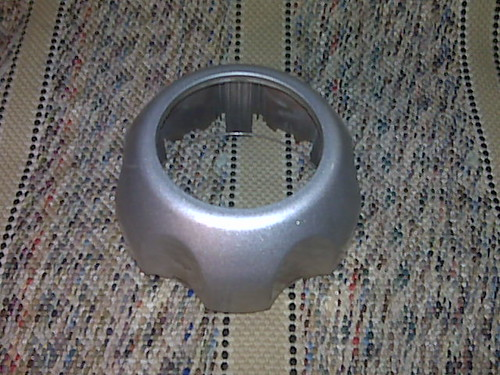 Xterra open FRONT WHEEL CAP OEM ALLOY