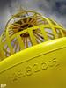 boei(end) (berdoupostma) Tags: haven yellow terschelling waddenzee nederland netherland geel friesland boei boeien
