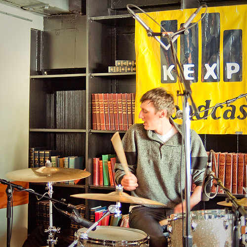 KEXP - Mates of State