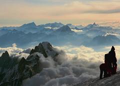 am Montblanc 4807m (ernst.weberhofer) Tags: berge matterhorn alpen montblanc taum weishorn
