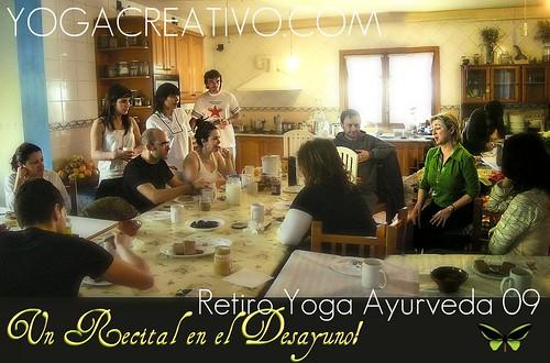 Retiro Yoga Semana Santa 09-17