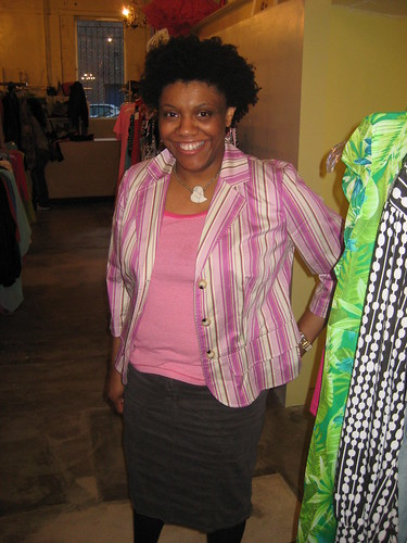 Nichelle at Re/Dress