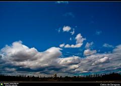 Cielos de Zaragoza (Berts @idar) Tags: españa zaragoza cielo nubes efs1785mmf456isusm valdespartera espaa canoneos40d cielosdezaragoza