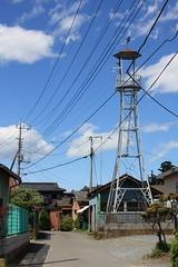 吉田の火の見櫓(川越市)