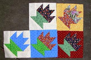 Ginny's Cactus Blocks