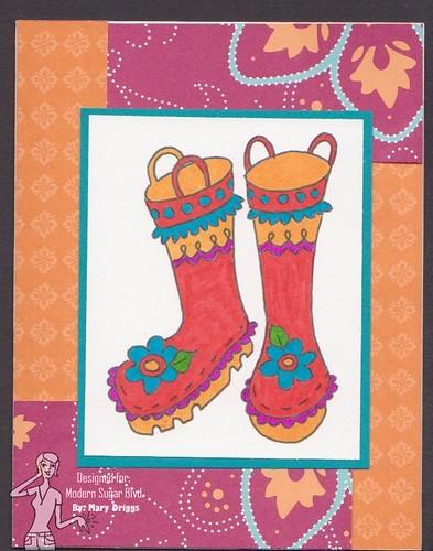 MSB Seussical Boots