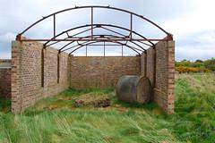 Dunino 102 (RichardB5) Tags: 2 tower scotland war control fife navy ii ww2 raf airfield hms jackdaw kingsbarns dunino