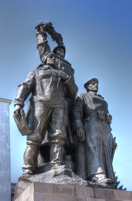War Monument, Bucharest