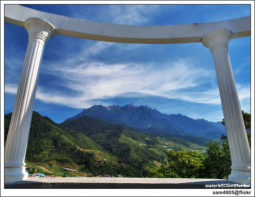 Kundasang War Memorial, Kinabalu - Australia, British UK