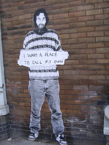 wheatpaste man