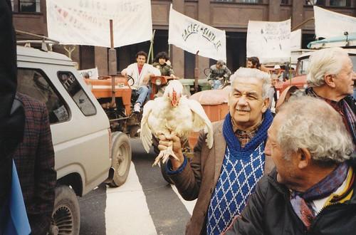 Agro Sector Demonstration 2