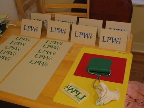 printing stationery