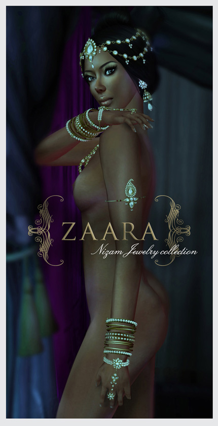Zaara Nizam jewelry