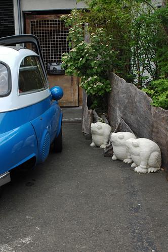 BubbleCar -Kichijoji- Meeting in Tokyo Japan (May.16.2009)