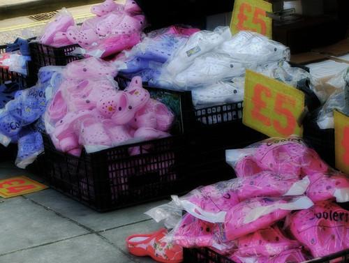 plastic crap in crap plastic bags