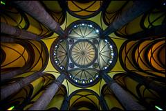 caleidoscopio architettonico (mbeo) Tags: foto photograph cupola dettagli posti architettura caleidoscopio santuario 14mm composizioni mbeo architetturareligiosa santuariomadonnadire