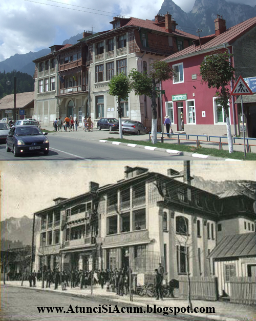 Busteni - Hotel Caraiman