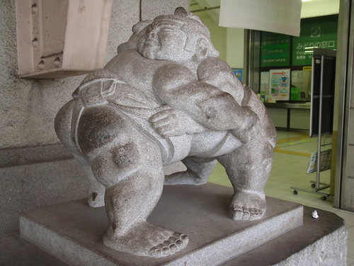 Estatuas de Sumo