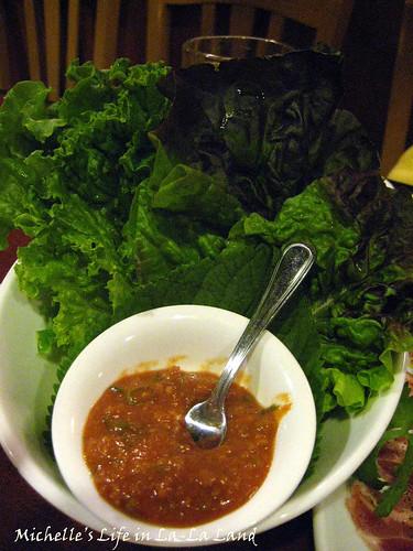 Tsuruhashi- Lettuce & Miso
