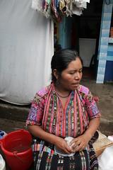 Indigenous Guatemalan Woman