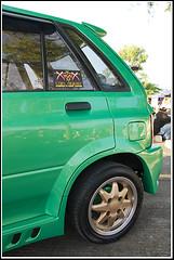 Burog Siding Rear Mykmaspogi Tags Ford Car Philippines Pride Modified Kia Festiva