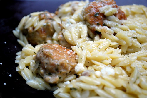 Mini Chicken Meatballs