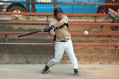 [06-08-2009] Hawks vs. Rossini's (3) (Vancouver Fastpitch, Dillon Finskars) Tags: fastpitch hawks connaught rossinis