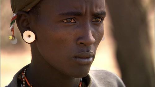 Milking The Rhino (USA 2008) still: Samburu Herdsman