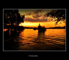 La tua Dolcezza!! (SalvyItaly) Tags: sunset italy beautiful alberi lago la photo europe nuvole basilicata il cielo bella acqua colori cuore dolcezza paesaggio vita tua lucania respiro profumi abigfave senise nikond40 aplusphoto flickraward mallmixstaraward salvyitaly riscaldi motecotugno