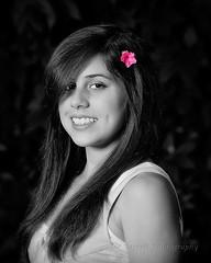 DSC_5266 (Joe Barrett Photography) Tags: girl cutout d50 nikon noiretblanc flash sb600 almostbw nikkor speedlight nikondigital biancoenero 85mmf18d offcamera hintofcolor cactusv2