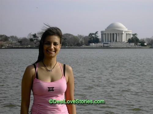 see through Indian desi girls