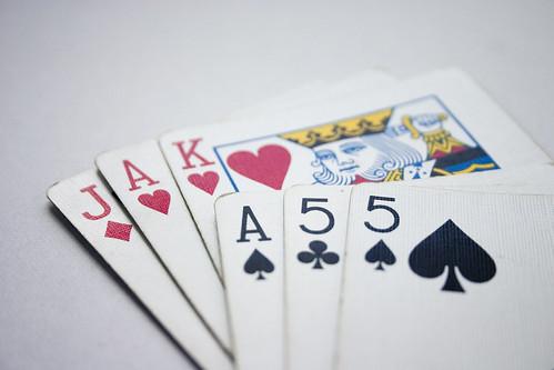 Jack Ace King Ace 5 5
