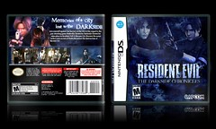Resident Evil Darkside Chronicles DS (jevangood) Tags: city dogs t claire code blood jill 5 sony albert 4 steve nintendo evil 360 valentine veronica leon guns mansion raccoon zombies incident 35 playstation chronicles virus kennedy darkside biohazard survivor burnside nemesis capcom sheva resident redfield ps3 wii wesker alomar