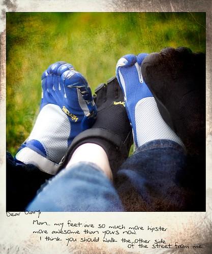 Yupster feet