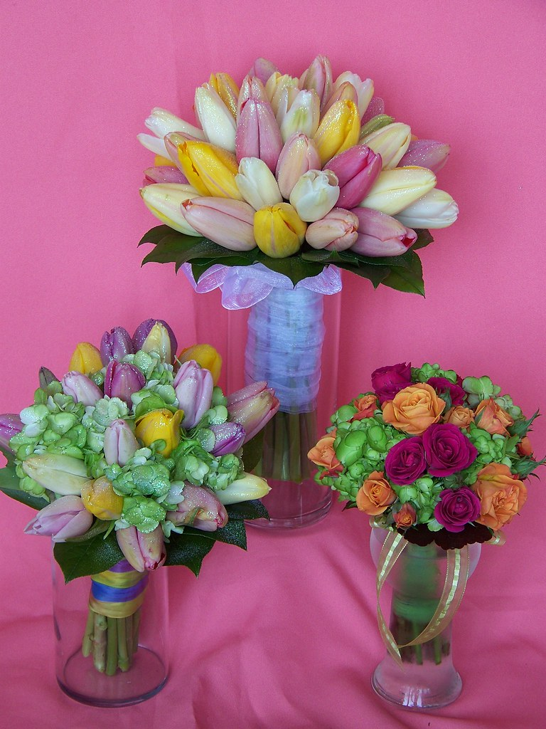 Wedding Bouquets (Set)