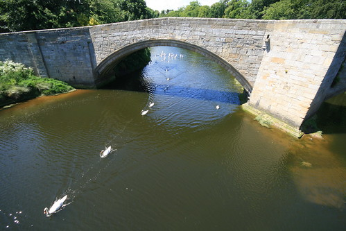 Old Warkworth Bridge