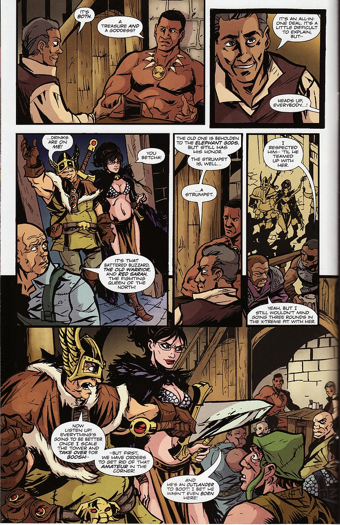 Barack the Barbarian page 7