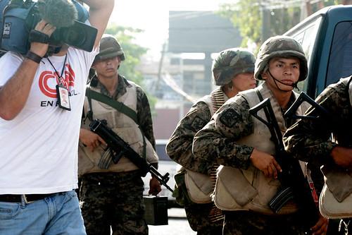 Honduras President Arrested por rbreve.