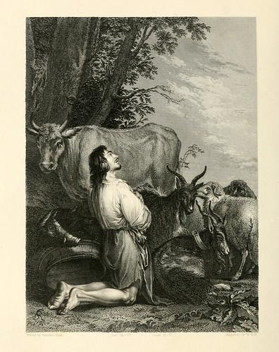 017- El arrepentimiento del hijo prodigo- Salvator Rosa