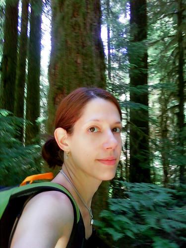 hiking elf