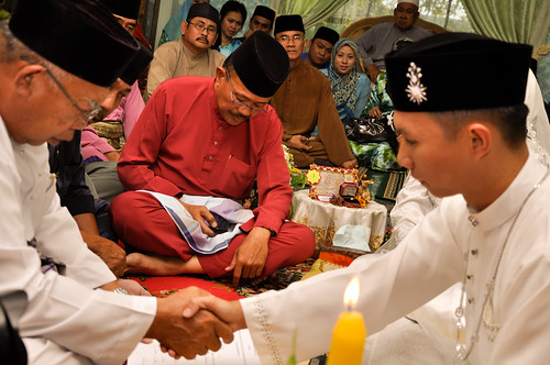 The Solemnization Ceremony took place