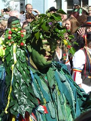 Hastings Jack 2010 b50 (The Company of the Green Man) Tags: man green jack hastings greenman jackinthegreen