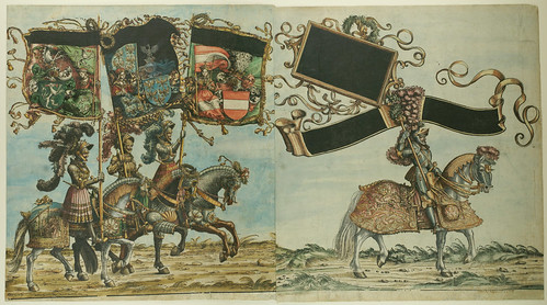 Triumph of Maximilian I (16th c)