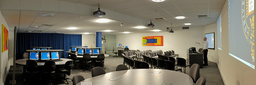 Isis Room, OUCS, University of Oxford by jisc_infonet, on Flickr
