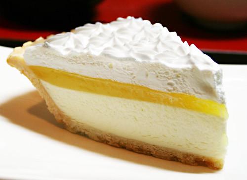 Passionfruit Coconut Cream Pie