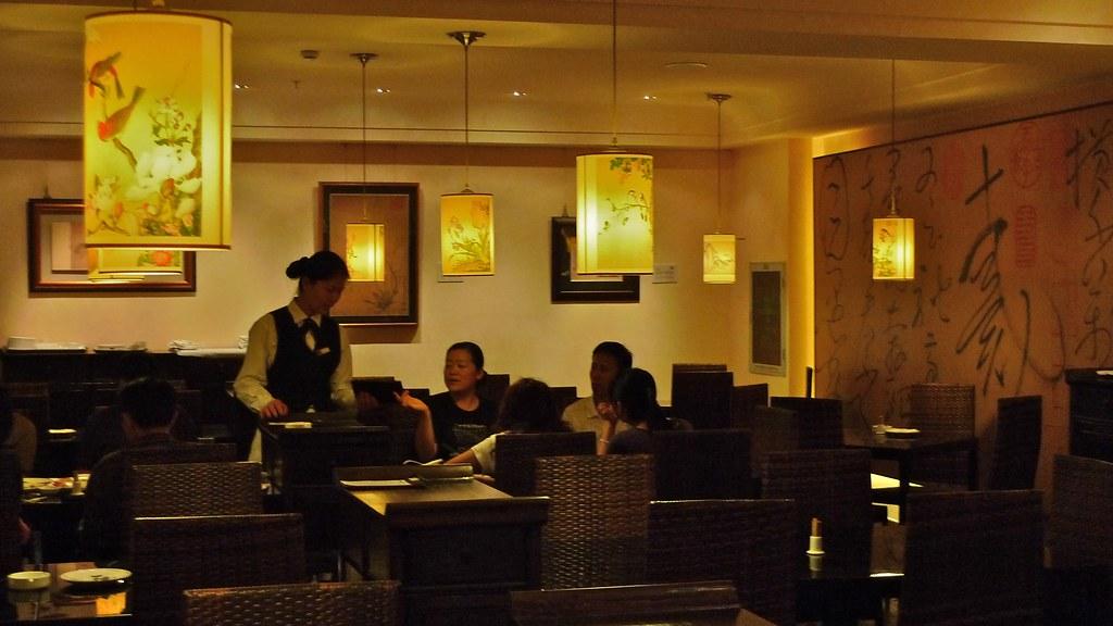 Restaurant in OCT