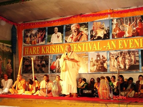 H H Jayapataka Swami in Tirupati 2006 - 0060 por ISKCON desire  tree.