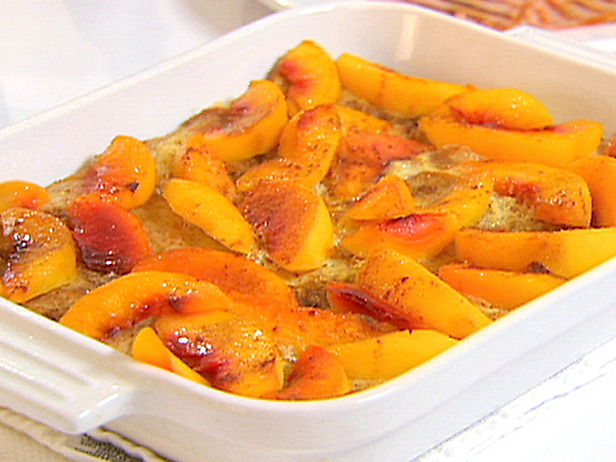 EK peach french toast casserole